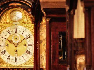 Репассаж крупногабаритных часов
